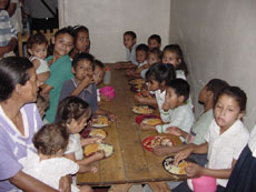 Sponsoring a child guarantees them at least 1 good, healthy meal a day along with medical attention and other needs. Please read through our site to find out how your sponsorship would help a child.