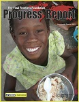 4th Quarter 2012 - What a smile! Missionary T.J. Kimmel in Raboto, Haiti